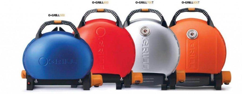 Газовый гриль барбекю для дачи O-GRILL сравнение